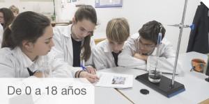 Etapas Educativas Colegio Internacional Almería
