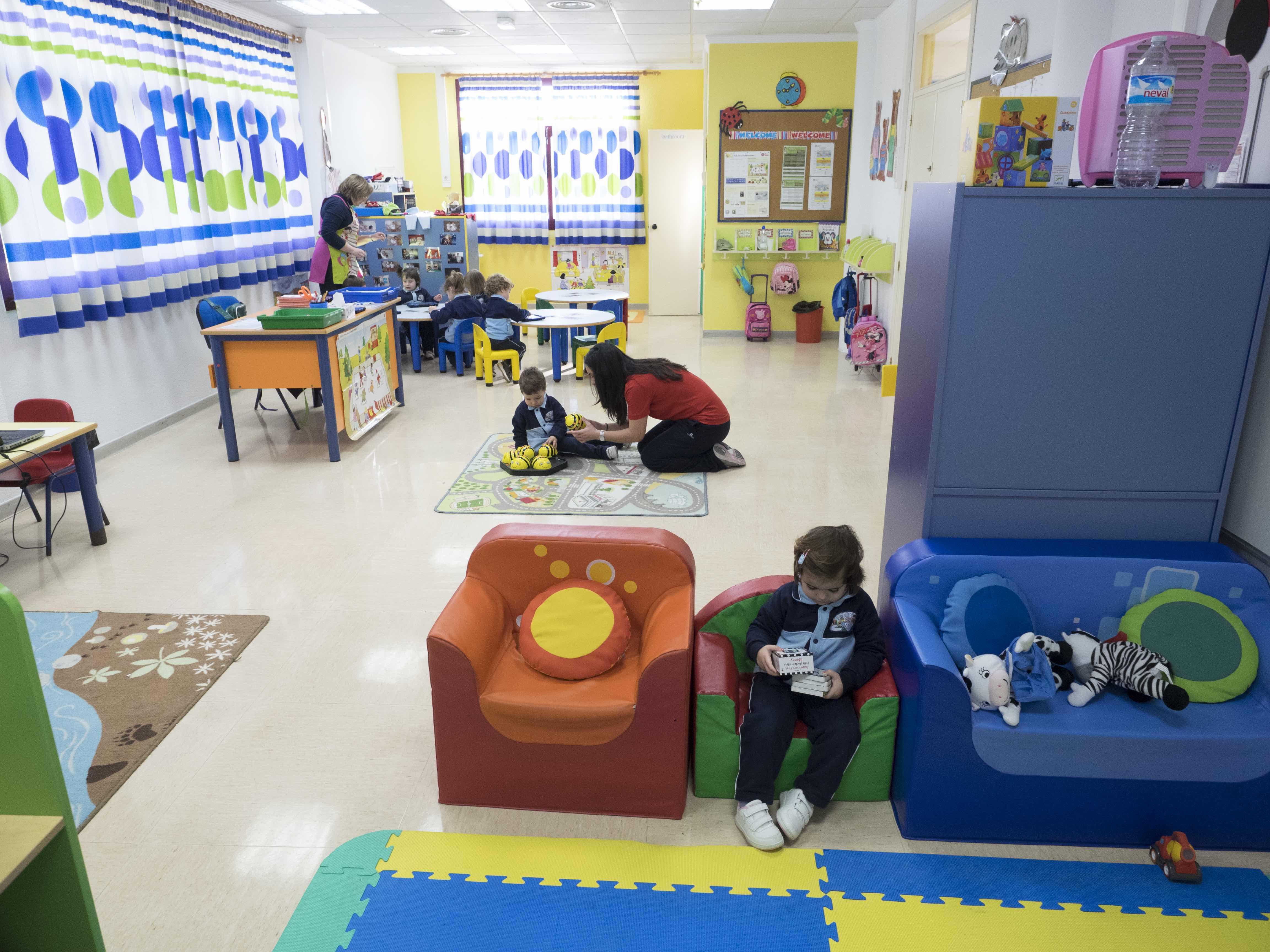 escuela infantil almería