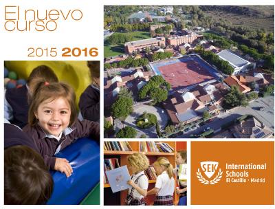 curso 2015 2016 SEK Alborán