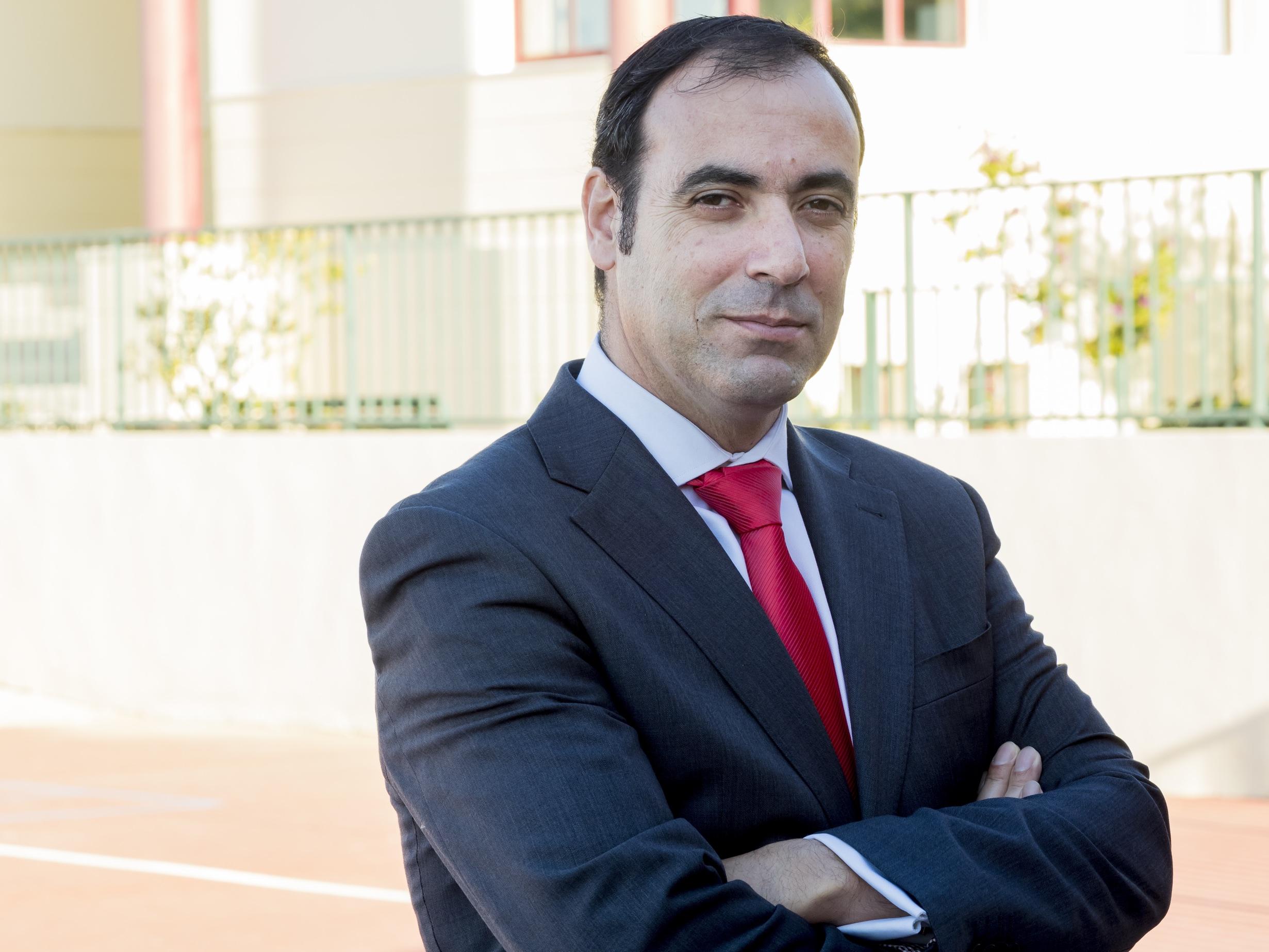 Luis Carlos Jiménez Gámez - Director SEK-Alborán Colegio Privado Bilingüe Almería